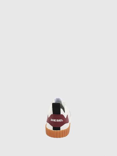 Diesel - S-BULLY LC, Weiß/Rot - Sneakers - Image 7