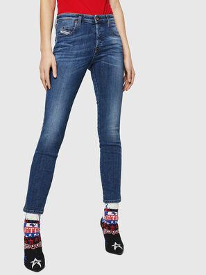 Babhila 069FZ, Mittelblau - Jeans