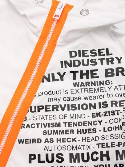 Diesel - JHEAD, Weiß - Jacken - Image 3