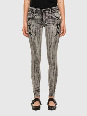 Slandy 069NH, Hellgrau - Jeans