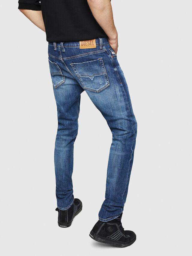 Diesel - Tepphar 0870H, Mittelblau - Jeans - Image 2