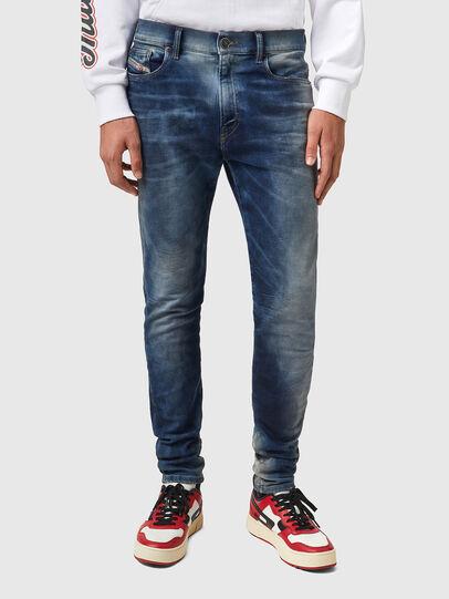 Diesel - D-Amny JoggJeans® 069XE, Dunkelblau - Jeans - Image 1