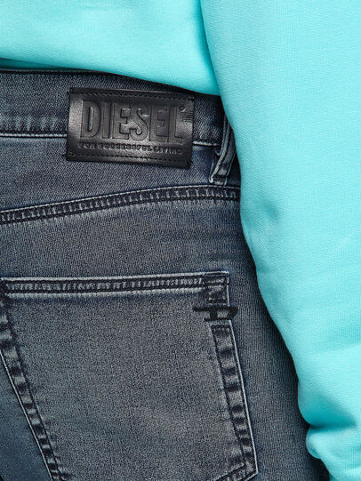 Diesel - D-Strukt JoggJeans® 069VH, Mittelblau - Jeans - Image 4