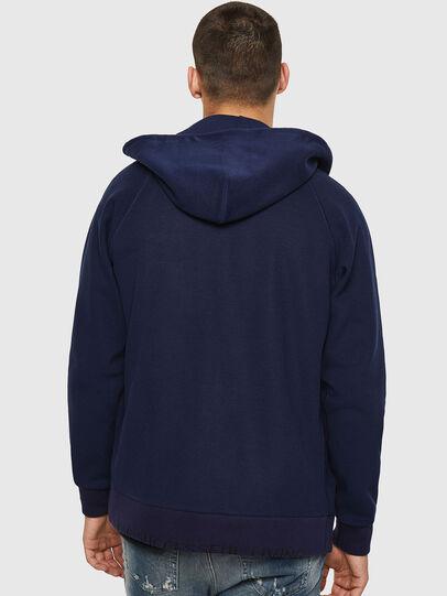 Diesel - S-ERGEY, Blau - Sweatshirts - Image 2
