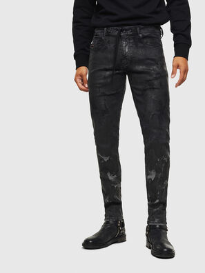 Thommer JoggJeans 084AI, Schwarz/Dunkelgrau - Jeans
