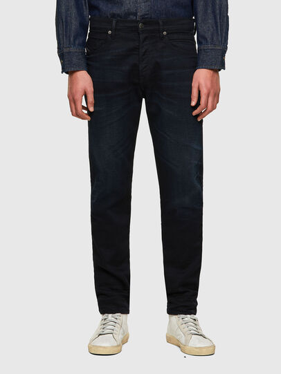 Diesel - D-Fining-Chino 084AY, Dunkelblau - Jeans - Image 1