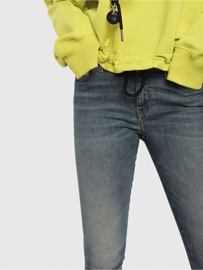 Diesel - Slandy Zip 085AZ,  - Jeans - Image 3