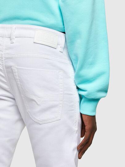 Diesel - Krooley JoggJeans® 0684U, Weiß - Jeans - Image 3