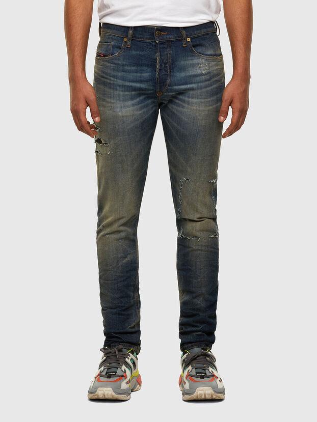 Tepphar 009GP, Dunkelblau - Jeans
