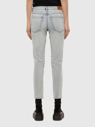 Diesel - Babhila 009JL, Hellblau - Jeans - Image 2