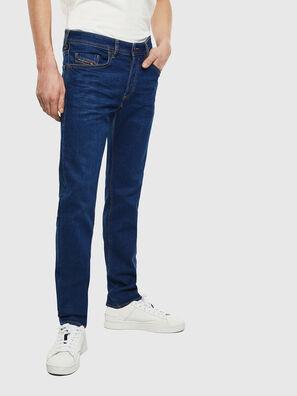Buster 0095Z, Dunkelblau - Jeans