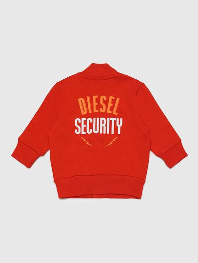 Diesel - SRUTYB, Orange - Sweatshirts - Image 2
