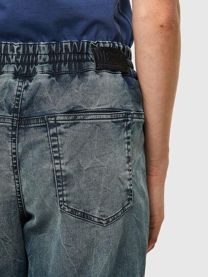 Diesel - Krailey JoggJeans® 069YG, Mittelblau - Jeans - Image 4
