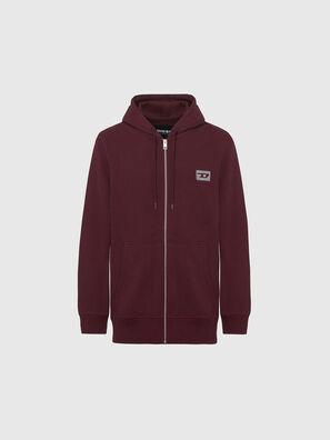 UMLT-BRANDON-Z, Bordeauxrot - Sweatshirts