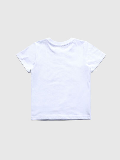 Diesel - TDIEGOS3B-R, Weiß - T-Shirts und Tops - Image 2