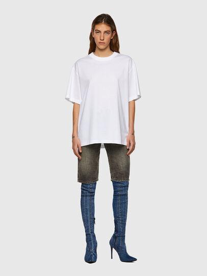 Diesel - T-SHARP, Weiß - T-Shirts - Image 4