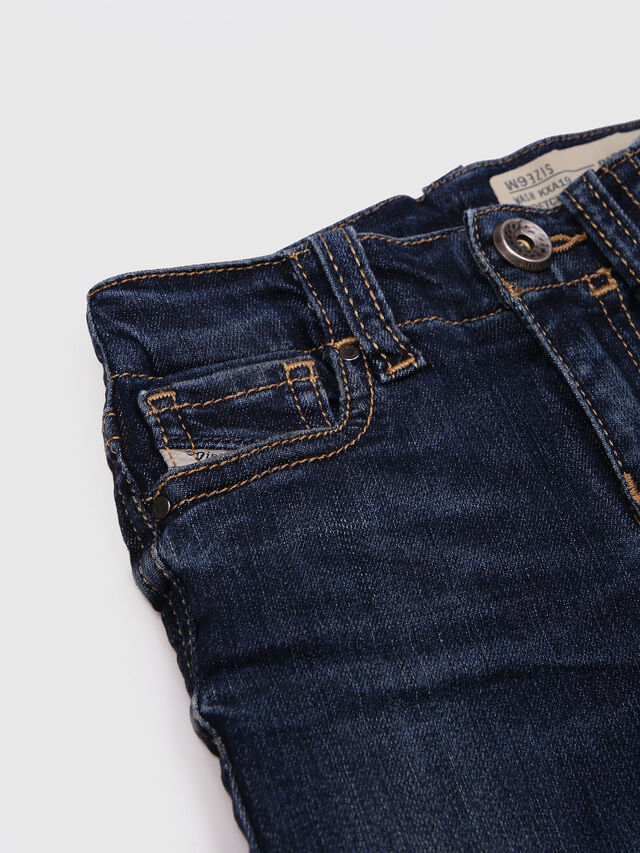 Diesel - GRUPEEN-B, Dunkelblau - Jeans - Image 3