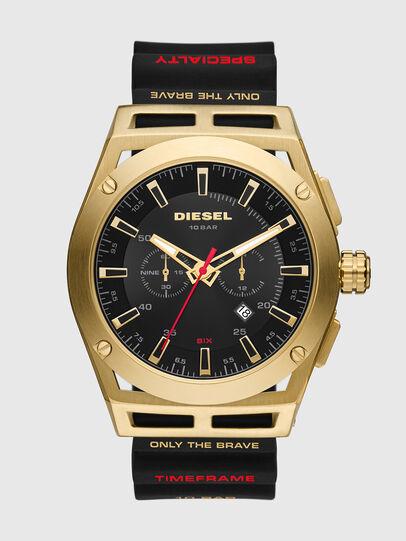 Diesel - DZ4546, Schwarz/Gold - Uhren - Image 1