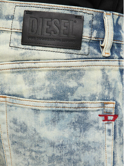 Diesel - D-Strukt 009FM, Hellblau - Jeans - Image 4