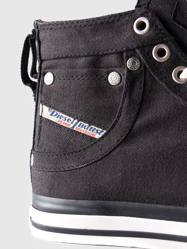 Diesel EXPOSURE W, Schwarz/Weiß - Sneakers - Image 5
