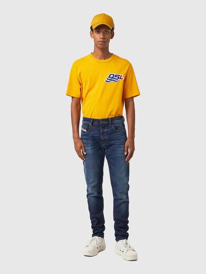 Diesel - D-Strukt JoggJeans® 069XG, Dunkelblau - Jeans - Image 5