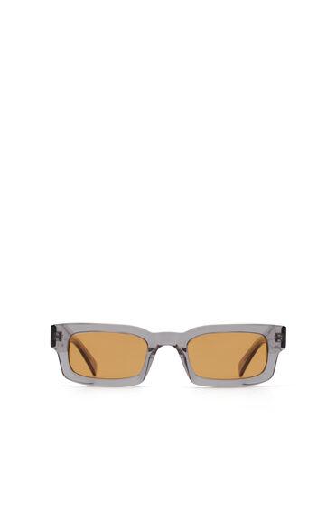 Minimalistische Sonnenbrillen