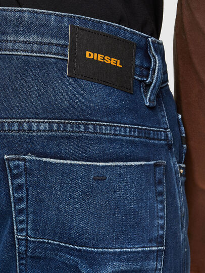 Diesel - Thommer 009JE, Dunkelblau - Jeans - Image 4