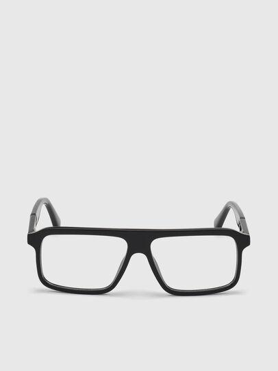 Diesel - DL5370, Schwarz - Korrekturbrille - Image 1