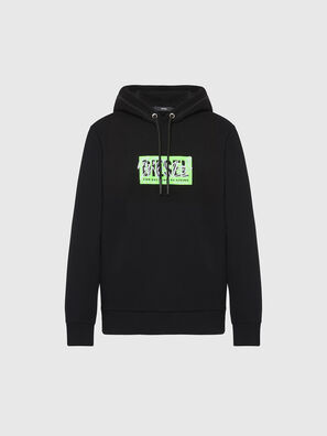 F-MAGDALENA-E1, Schwarz - Sweatshirts