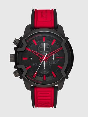 DZ4530, Rot/Schwarz - Uhren
