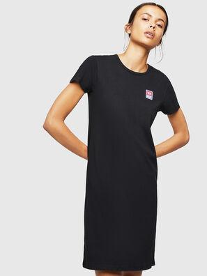 UFLT-ISOLLA, Schwarz - T-Shirts