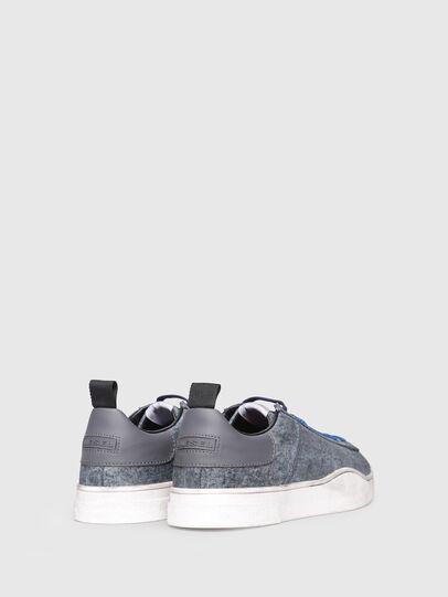 Diesel - S-CLEVER LOW, Grau - Sneakers - Image 3