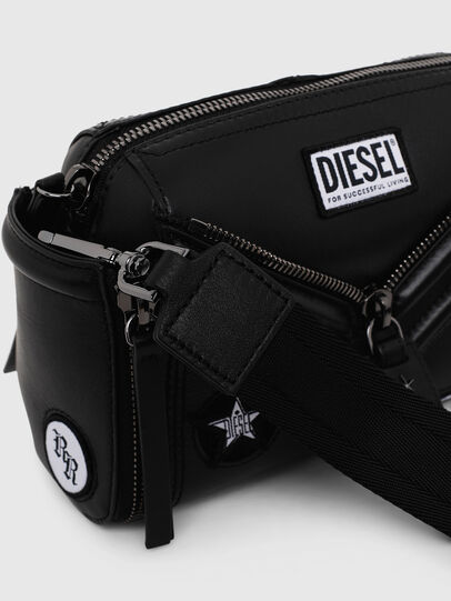 Diesel - LE-ZIPPER CROSSBODY,  - Schultertaschen - Image 3