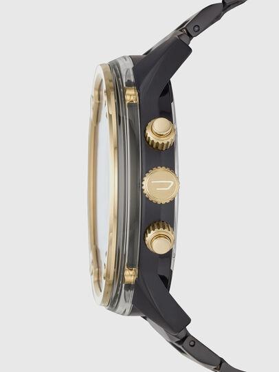Diesel - DZ7418, Schwarz/Gold - Uhren - Image 2