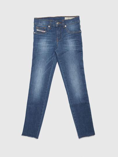 Diesel - DHARY-J, Mittelblau - Jeans - Image 1