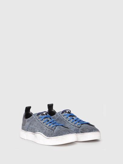Diesel - S-CLEVER LOW, Grau - Sneakers - Image 2