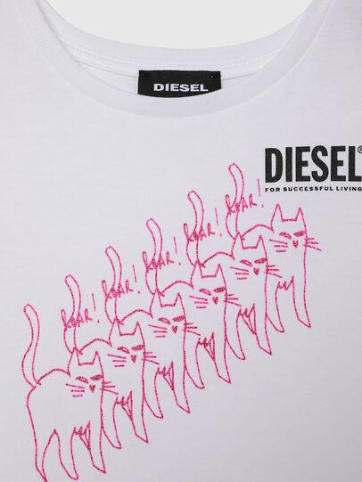 Diesel - TLOPPIB-R, Weiß - T-Shirts und Tops - Image 3