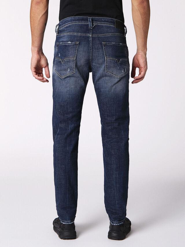 LARKEE-BEEX 084QT, Jeansblau