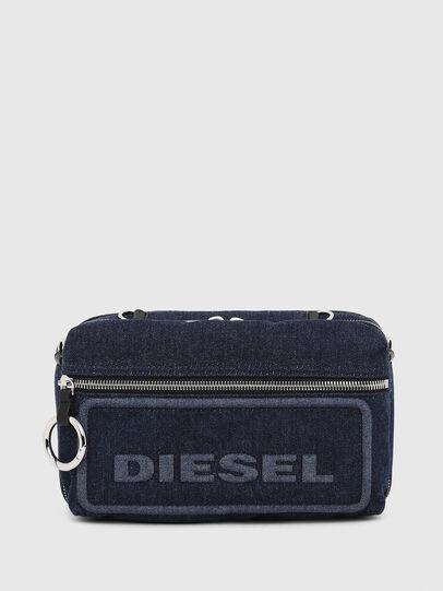 Diesel - FUTURAH, Blau - Schultertaschen - Image 1