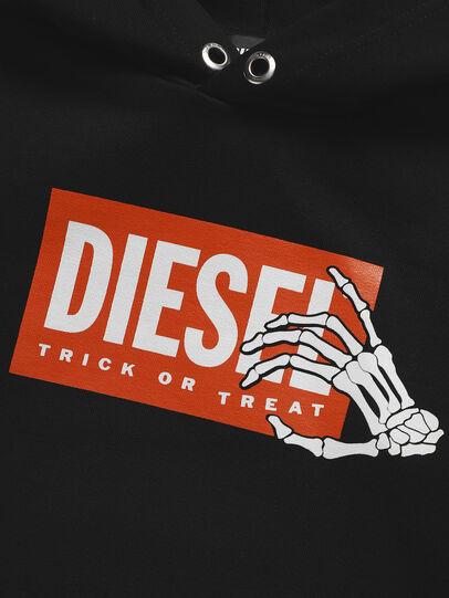 Diesel - SKELE-TSE, Schwarz - Sweatshirts - Image 3