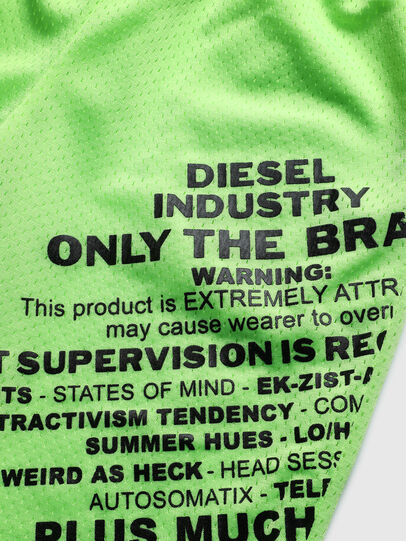 Diesel - PFRAKLE, Neongrün - Kurze Hosen - Image 3