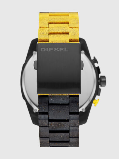Diesel - DZ4539, Schwarz/Gelb - Uhren - Image 2