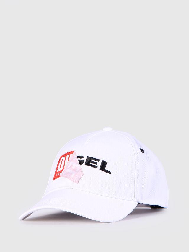 Diesel - CAKERYM, Weiß - Hüte und Handschuhe - Image 2
