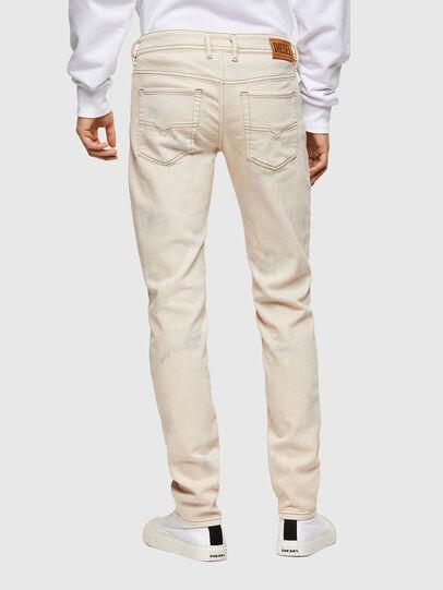 Diesel - Sleenker 009VJ, Weiß - Jeans - Image 2