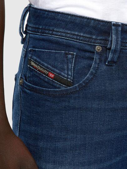 Diesel - Larkee 009ER, Dunkelblau - Jeans - Image 3