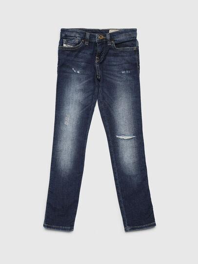 Diesel - SKINZEE-LOW-J JOGGJEANS-N, Mittelblau - Jeans - Image 1