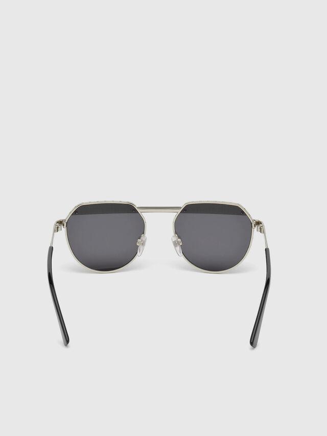 Diesel - DL0260, Schwarz - Sonnenbrille - Image 4