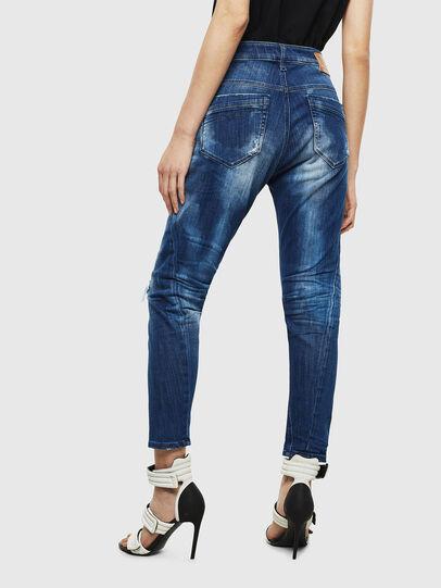Diesel - Fayza JoggJeans 0099S, Dunkelblau - Jeans - Image 2
