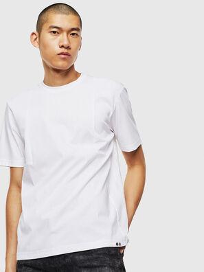 T-TOMI, Weiß - T-Shirts