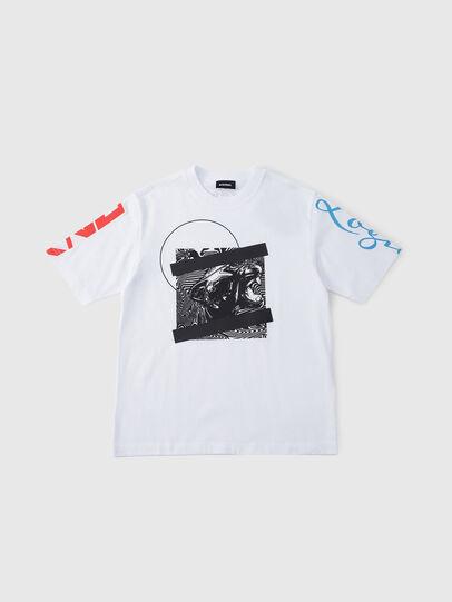Diesel - TJUSTSH OVER,  - T-Shirts und Tops - Image 1
